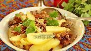 Фото рецепта Жаркое из баранины с тимьяном