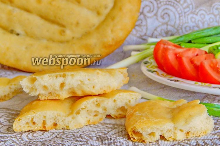 Фото Армянский хлеб матнакаш