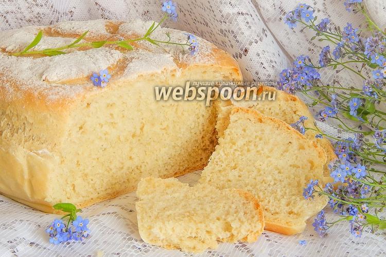 Фото Белый кружевной хлеб