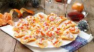 Фото рецепта Закуска на чипсах «Остров сокровищ»