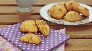 Фото рецепта Печенье на сгущённом молоке