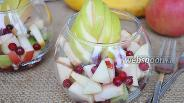 Фото рецепта Итальянский салат с бананами