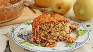 Фото рецепта Кекс «Яблочный марафон»
