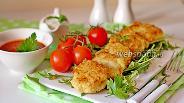 Фото рецепта Картофельно-рыбные котлеты