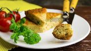 Фото рецепта Омлет с тунцом