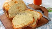 Фото рецепта Морковный хлеб в хлебопечке