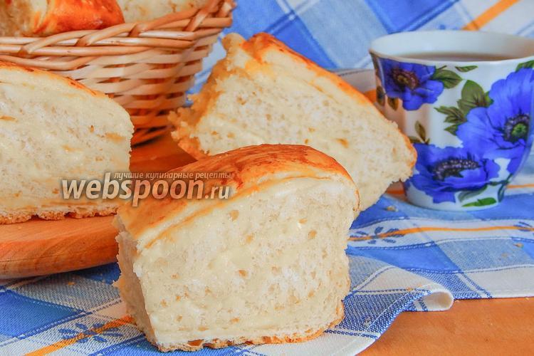 Фото Погача с сыром