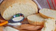 Фото рецепта Пшеничный хлеб с манкой