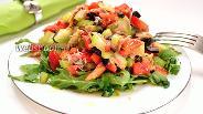 Фото рецепта Салат с тунцом и сельдереем