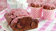 Фото рецепта Кекс на газировке с конфетами