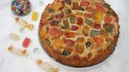 Фото рецепта Пирог «Самоцветы»