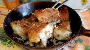 Фото рецепта Морской окунь жареный