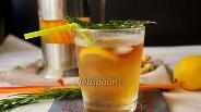 Фото рецепта Лимонад с розмарином