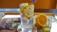 Фото рецепта Водка-тоник с лавандой
