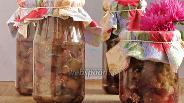 Фото рецепта Баклажаны как грибы на зиму