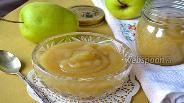 Фото рецепта Яблочное пюре