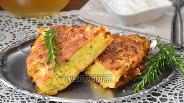 Фото рецепта Ленивый пирог с капустой