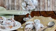 Фото рецепта Миндальное печенье
