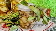 Фото рецепта Маринованные подосиновики