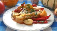 Фото рецепта Овощи с сыром запечённые в духовке