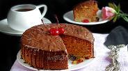Фото рецепта Карамельная шарлотка