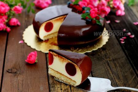 Торт «Бавария»