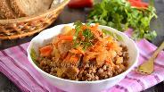 Фото рецепта Овощное рагу с индейкой