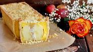 Фото рецепта Пирог с целыми яблоками