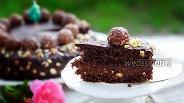 Фото рецепта Торт Ferrero Rocher