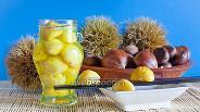 Фото рецепта Жёлтые каштаны по-японски