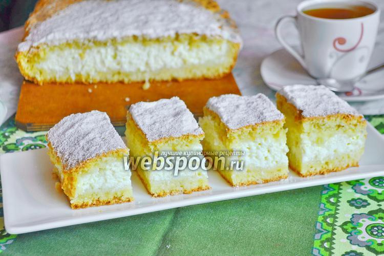 Фото Творожный пирог по-закарпатски