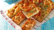 Фото рецепта Пирог с рыбными фрикадельками