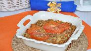 Фото рецепта Запеканка из гречки с курицей
