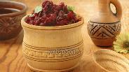 Фото рецепта Чоги (свёкла с кизилом)