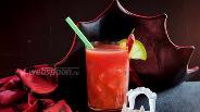 Фото рецепта Коктейль «Вампиро»