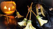 Фото рецепта Метёлка ведьмы