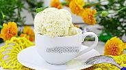 Фото рецепта Персиковое мороженое
