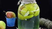 Фото рецепта Компот из груш на зиму
