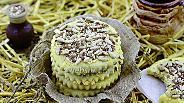 Фото рецепта Печенье со злаками