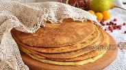 Фото рецепта Коржи на сковороде для тортов
