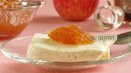 Фото рецепта Конфитюр из яблок с имбирём