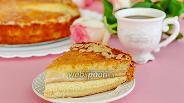 Фото рецепта Швабский яблочный кухен