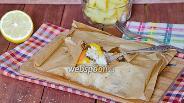 Фото рецепта Филе морского окуня с овощами