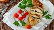 Фото рецепта Куриное филе в микроволновке