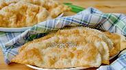 Фото рецепта Чебуреки классические (крымские)
