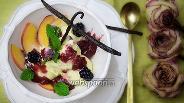 Фото рецепта Стевийно-ванильное мороженое