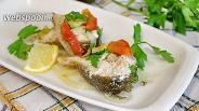 Фото рецепта Кефаль по-гречески