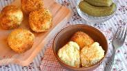 Фото рецепта Аранчини с сыром
