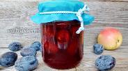 Фото рецепта Сливы в сиропе на зиму