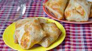 Фото рецепта Хачапури по-грузински с сулугуни